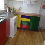 kitchen paneling